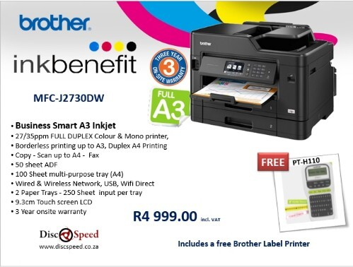 Epson Eco Tank Printers, Brother Ink Tank Printers, Disc Duplication