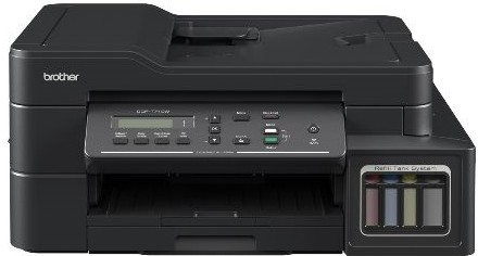 Brother DCP-T710W Ink Tank Printer - Epson and Brother Ink Tank