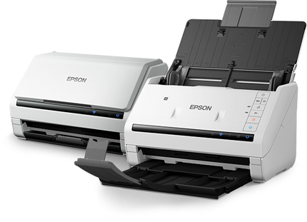 Epson DS-570W Scanner - CD DVD USB Duplication and Print systems