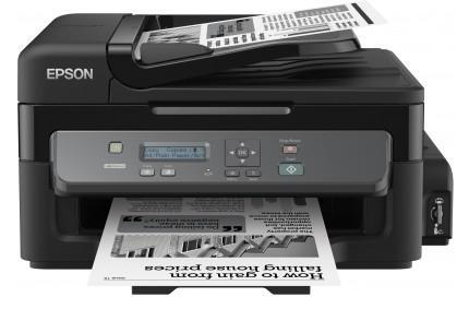 Epson M200 Print Scan Copy Epson And Brother Ink Tank