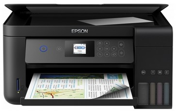 Epson L4160 Ink Tank Printer - Epson and Brother Ink Tank