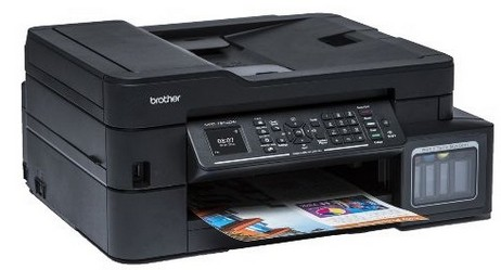 Brother MFC-T910DW Ink Tank Printer - Epson and Brother Ink