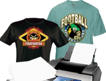 T Shirt Transfer and Sublimation Papers