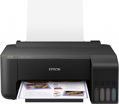 Epson L1110 Eco Tank Printer - Epson and Brother Ink Tank